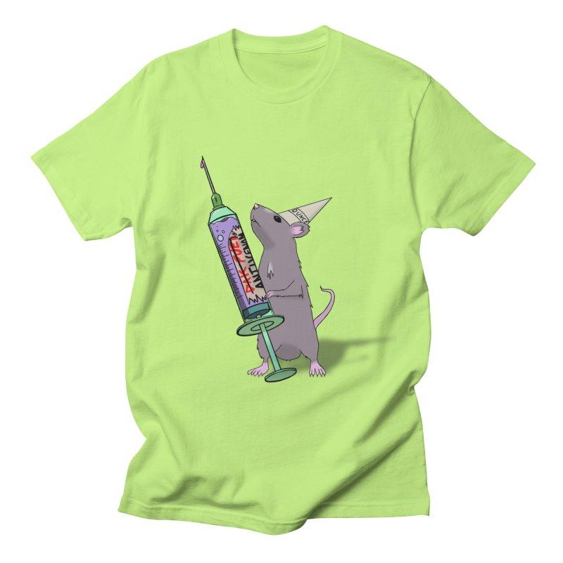 Tufton Antivenom Men's T-Shirt by NeoScum Shop