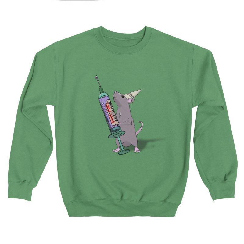 Tufton Antivenom Women's Sweatshirt by NeoScum Shop