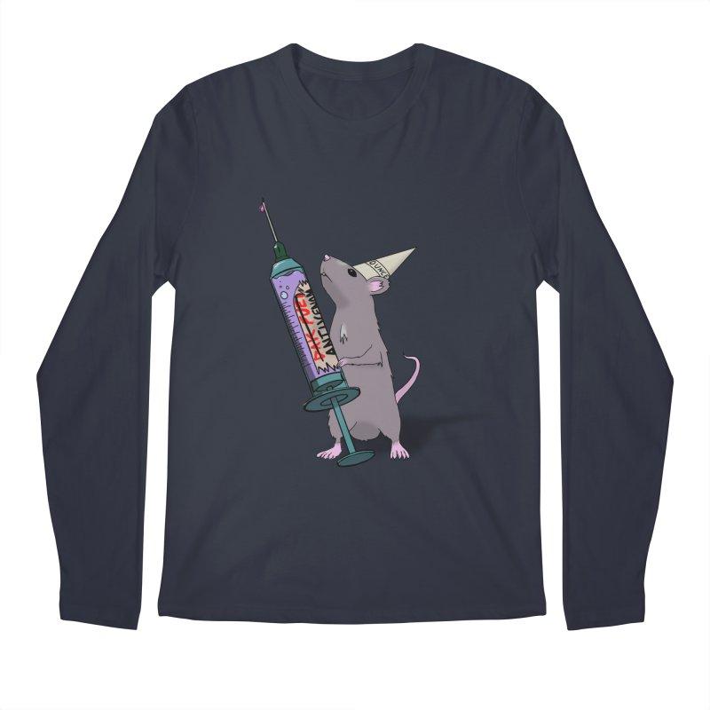 Tufton Antivenom Men's Longsleeve T-Shirt by NeoScum Shop