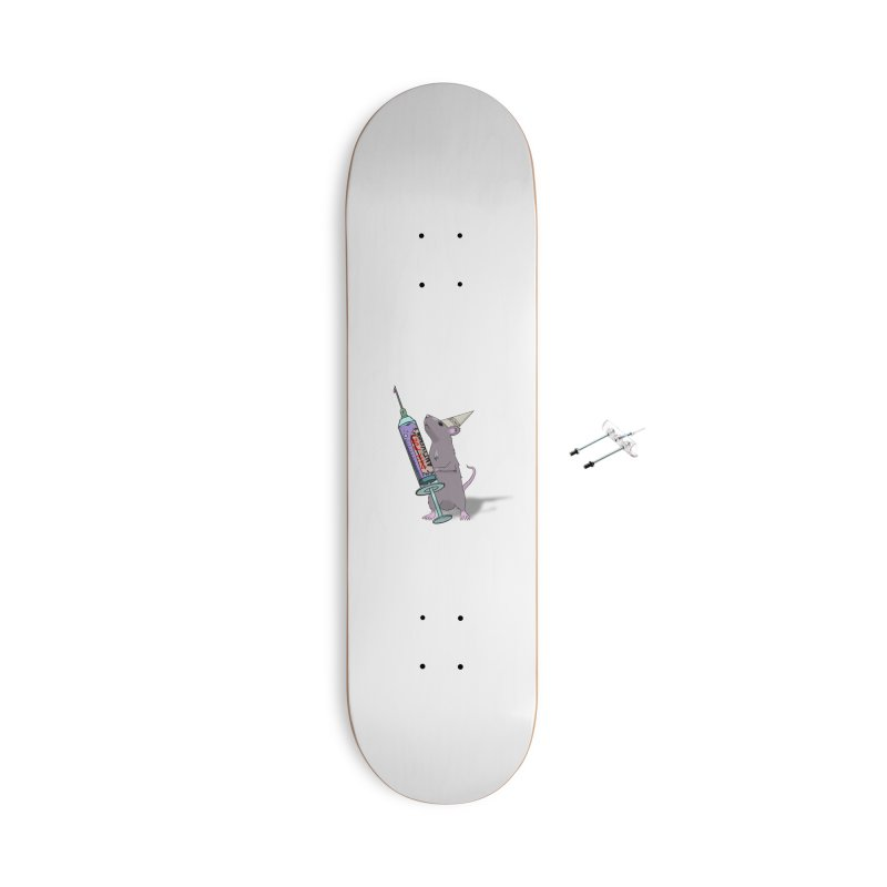 Tufton Antivenom Accessories Skateboard by NeoScum Shop