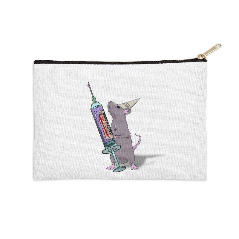 Tufton Antivenom Accessories Zip Pouch by NeoScum Shop