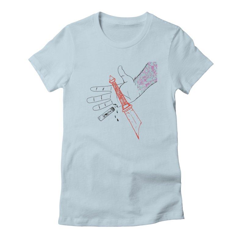 Rat Bastard's Kris Women's T-Shirt by NeoScum Shop