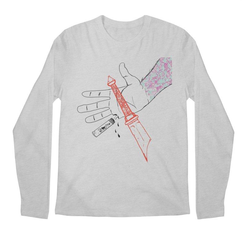 Rat Bastard's Kris Men's Longsleeve T-Shirt by NeoScum Shop