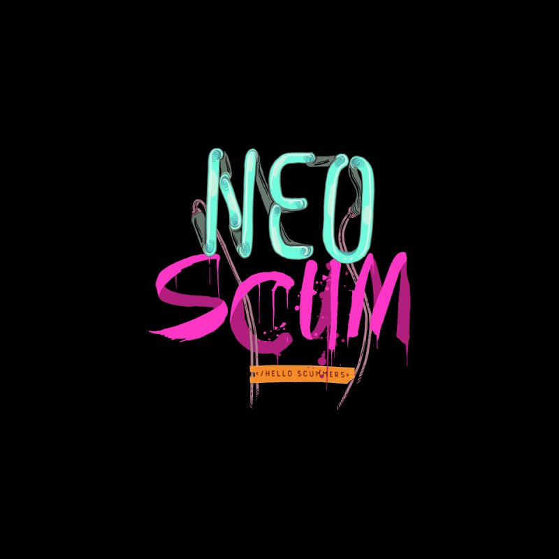 NeoScum Logo Women's T-Shirt by NeoScum Shop