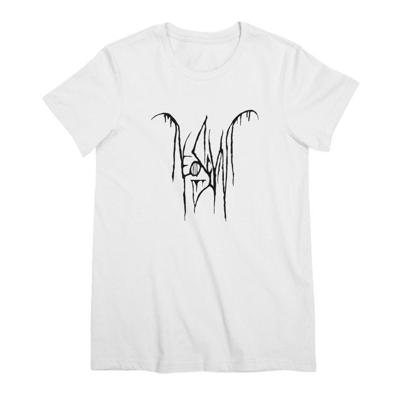 NeoScum Metal (Ash) Women's Premium T-Shirt by NeoScum Shop