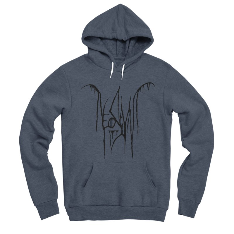 NeoScum Metal (Ash) Women's Sponge Fleece Pullover Hoody by NeoScum Shop