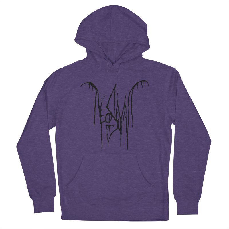 NeoScum Metal (Ash) Women's French Terry Pullover Hoody by NeoScum Shop
