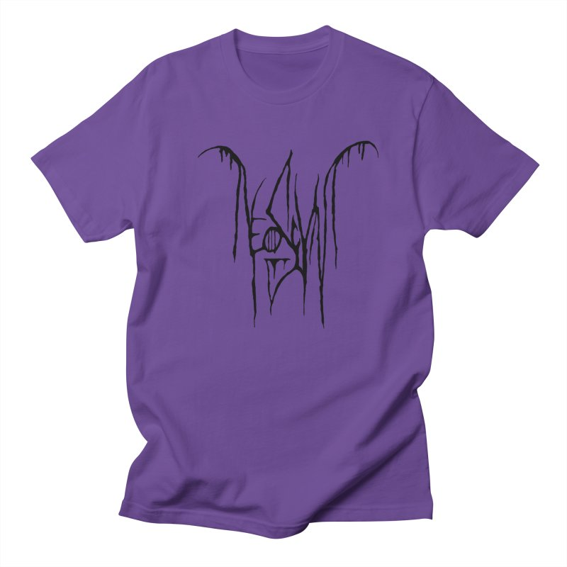 NeoScum Metal (Ash) Women's Regular Unisex T-Shirt by NeoScum Shop