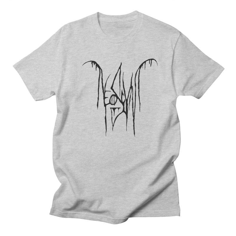 NeoScum Metal (Ash) Men's Regular T-Shirt by NeoScum Shop
