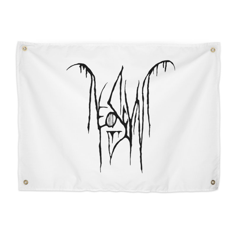 NeoScum Metal (Ash) Home Tapestry by NeoScum Shop
