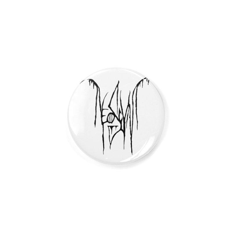 NeoScum Metal (Ash) Accessories Button by NeoScum Shop