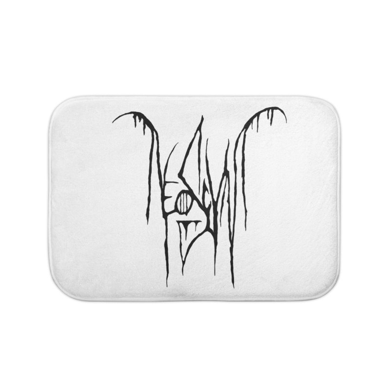 NeoScum Metal (Ash) Home Bath Mat by NeoScum Shop