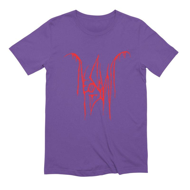 NeoScum Metal (Blood) Men's Extra Soft T-Shirt by NeoScum Shop