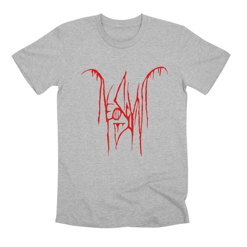 NeoScum Metal (Blood) Men's Premium T-Shirt by NeoScum Shop