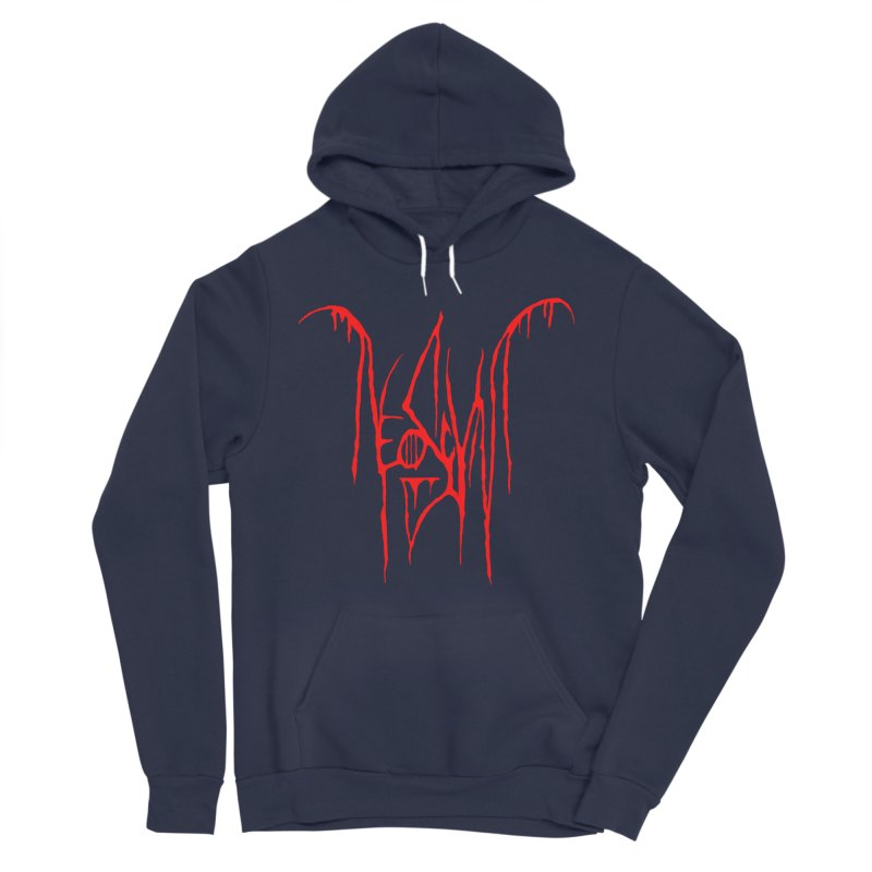 NeoScum Metal (Blood) Women's Sponge Fleece Pullover Hoody by NeoScum Shop