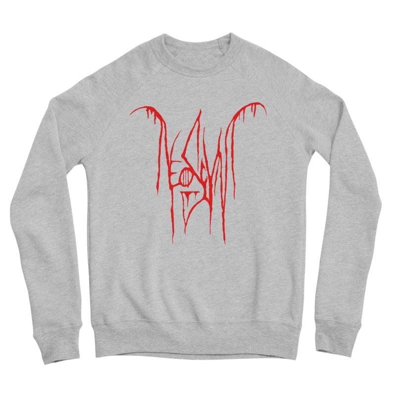 NeoScum Metal (Blood) Men's Sponge Fleece Sweatshirt by NeoScum Shop