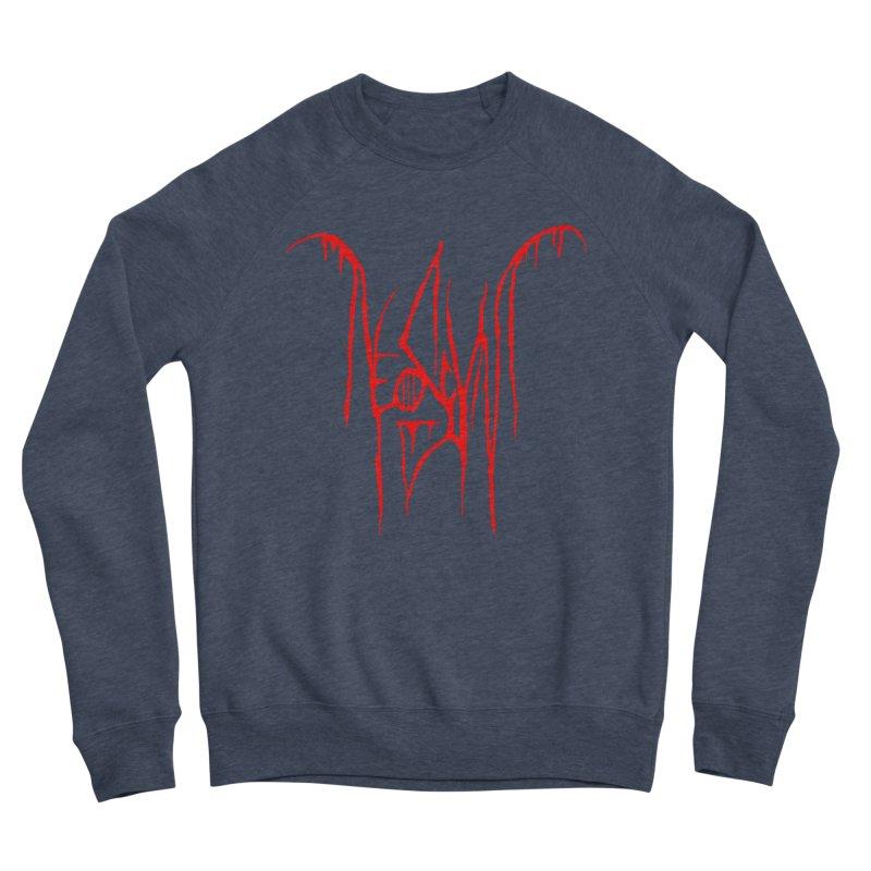 NeoScum Metal (Blood) Women's Sponge Fleece Sweatshirt by NeoScum Shop