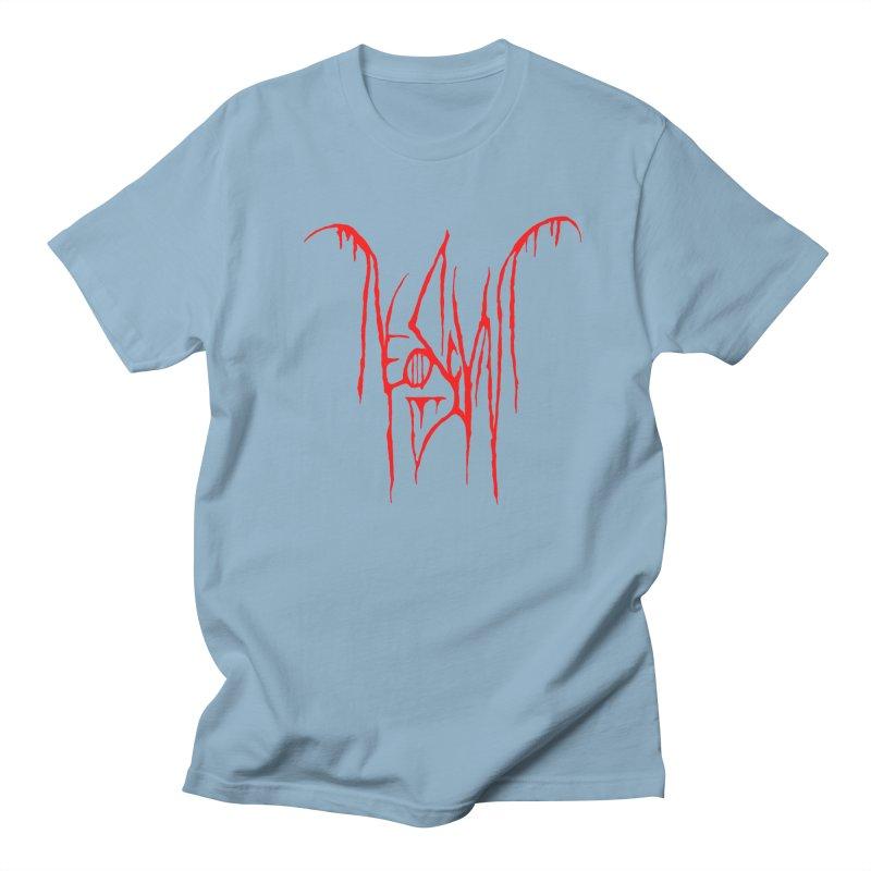 NeoScum Metal (Blood) Women's Regular Unisex T-Shirt by NeoScum Shop