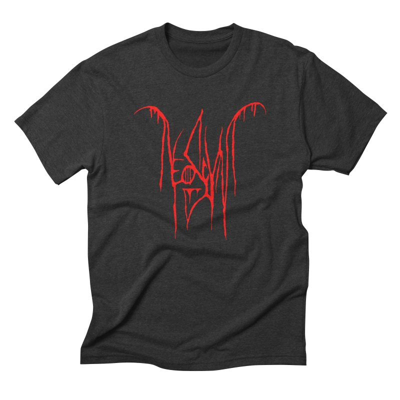 NeoScum Metal (Blood) Men's Triblend T-Shirt by NeoScum Shop