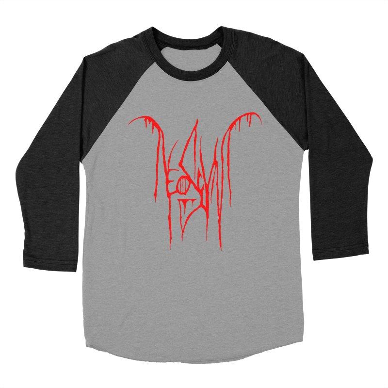 NeoScum Metal (Blood) Women's Baseball Triblend Longsleeve T-Shirt by NeoScum Shop
