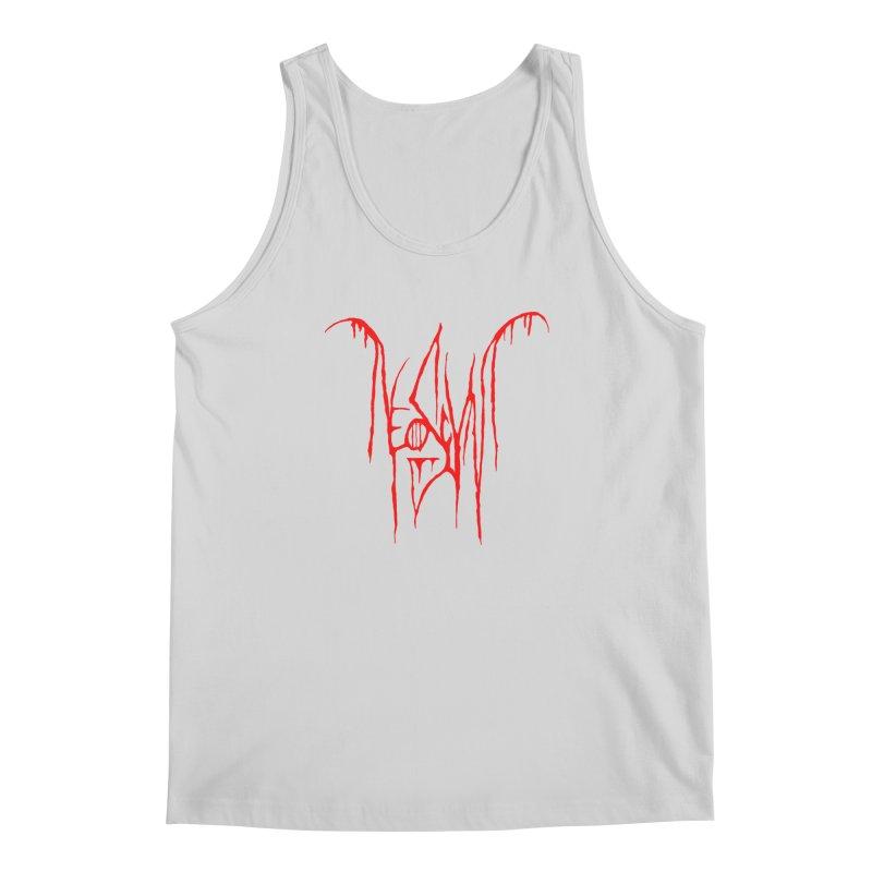 NeoScum Metal (Blood) Men's Regular Tank by NeoScum Shop