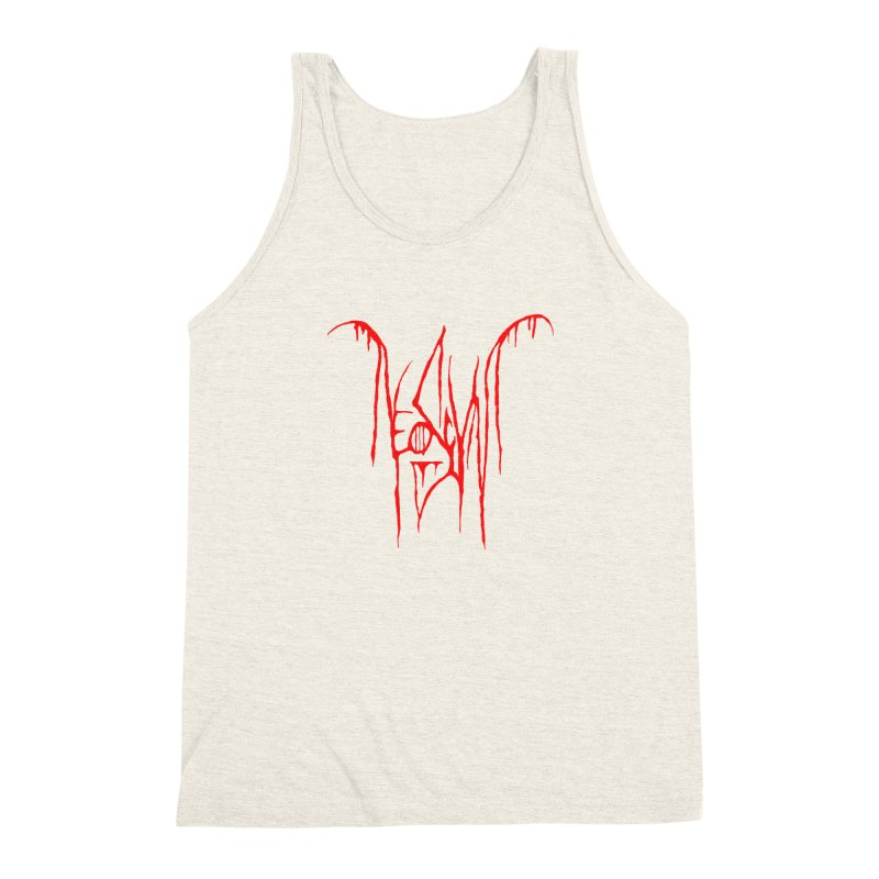 NeoScum Metal (Blood) Men's Triblend Tank by NeoScum Shop