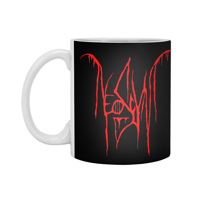 NeoScum Metal (Blood) Accessories Mug by NeoScum Shop