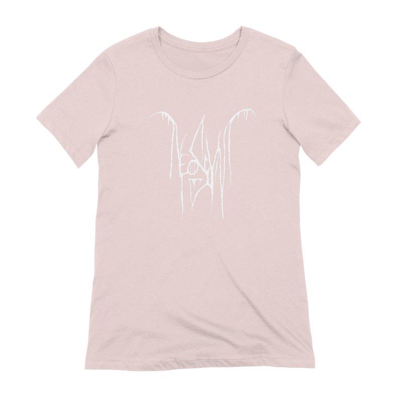 NeoScum Metal (Bone) Women's Extra Soft T-Shirt by NeoScum Shop