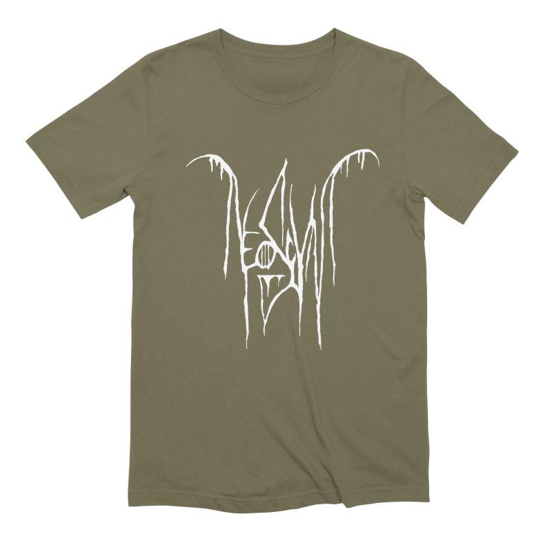 NeoScum Metal (Bone) Men's Extra Soft T-Shirt by NeoScum Shop