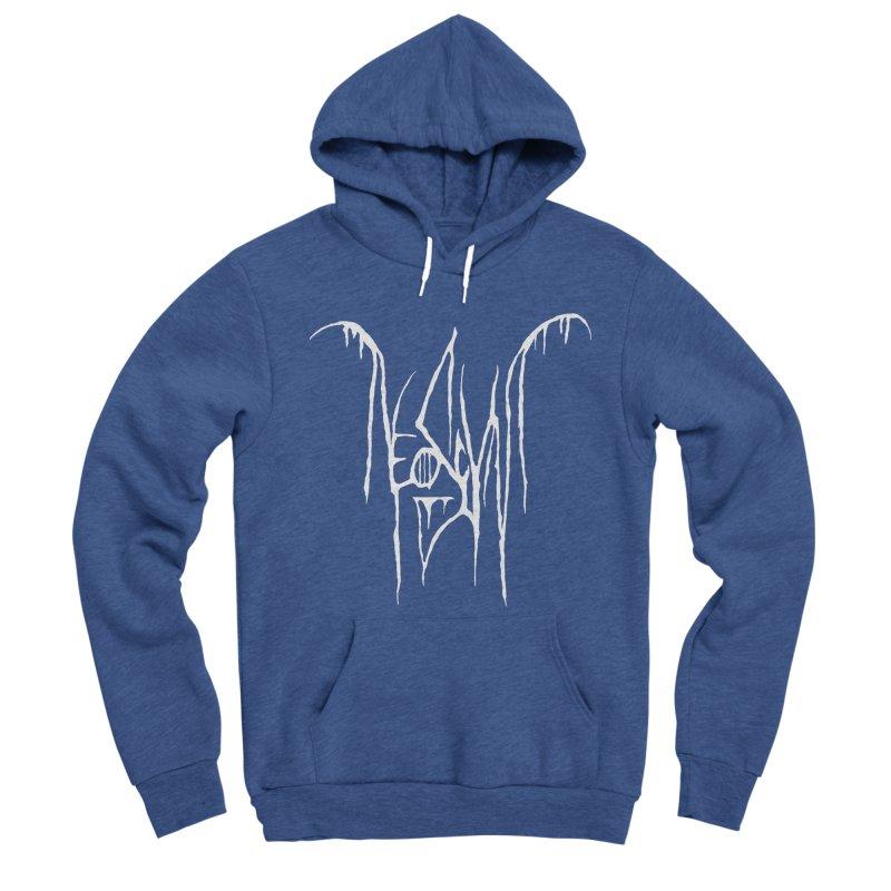 NeoScum Metal (Bone) Women's Sponge Fleece Pullover Hoody by NeoScum Shop