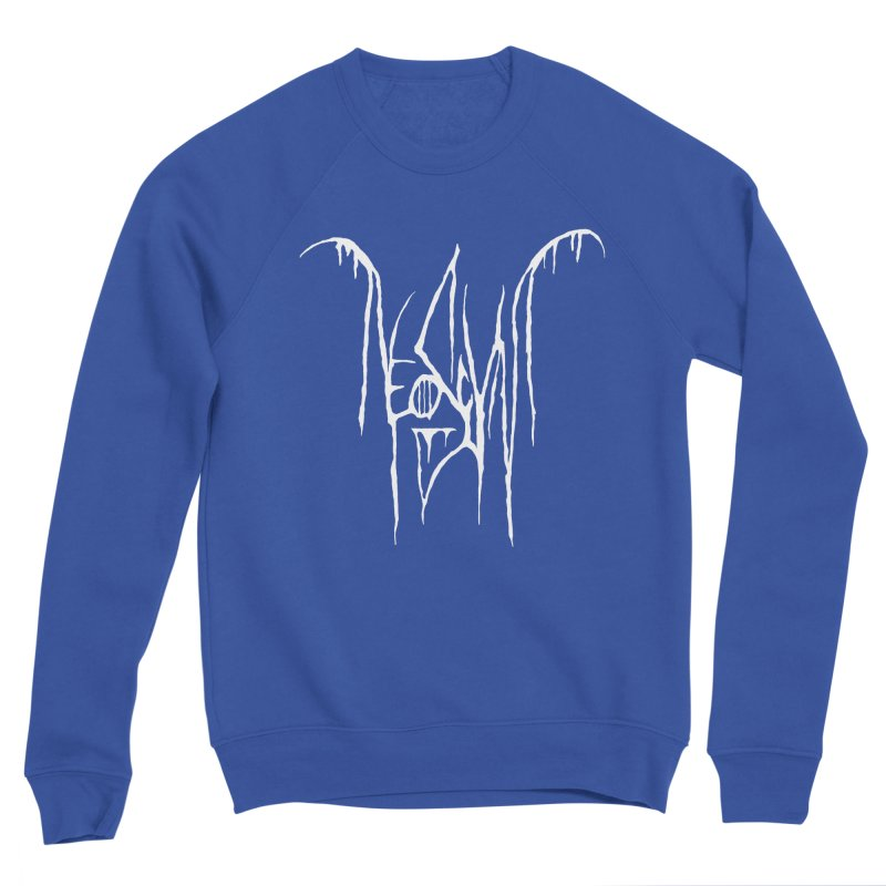 NeoScum Metal (Bone) Women's Sponge Fleece Sweatshirt by NeoScum Shop