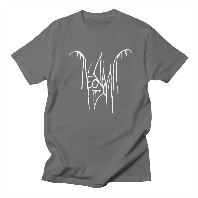NeoScum Metal (Bone) Men's T-Shirt by NeoScum Shop