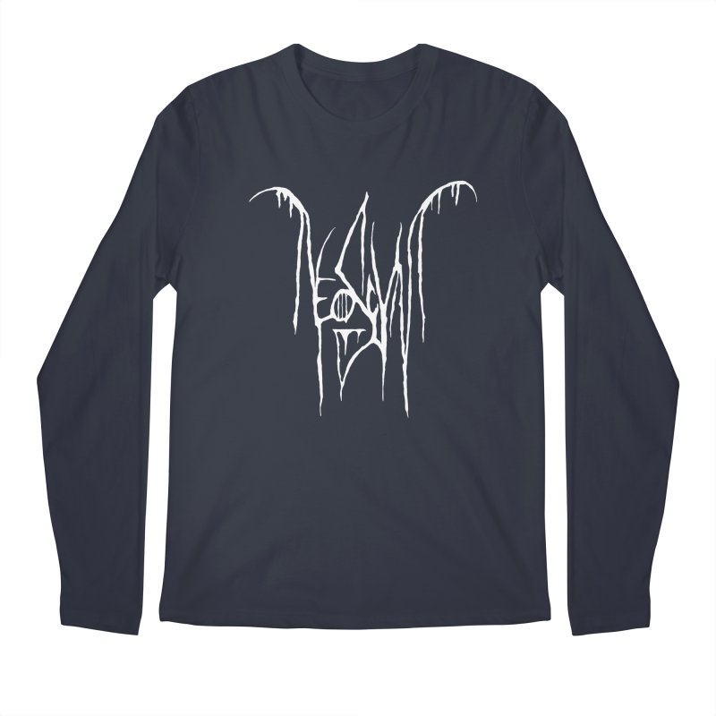 NeoScum Metal (Bone) Men's Regular Longsleeve T-Shirt by NeoScum Shop