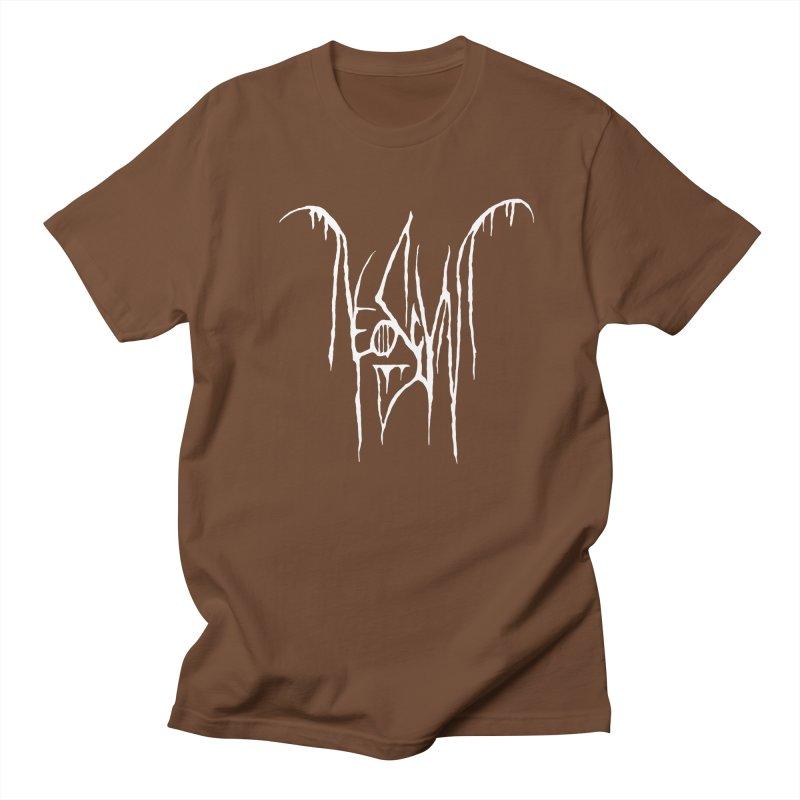 NeoScum Metal (Bone) Men's Regular T-Shirt by NeoScum Shop