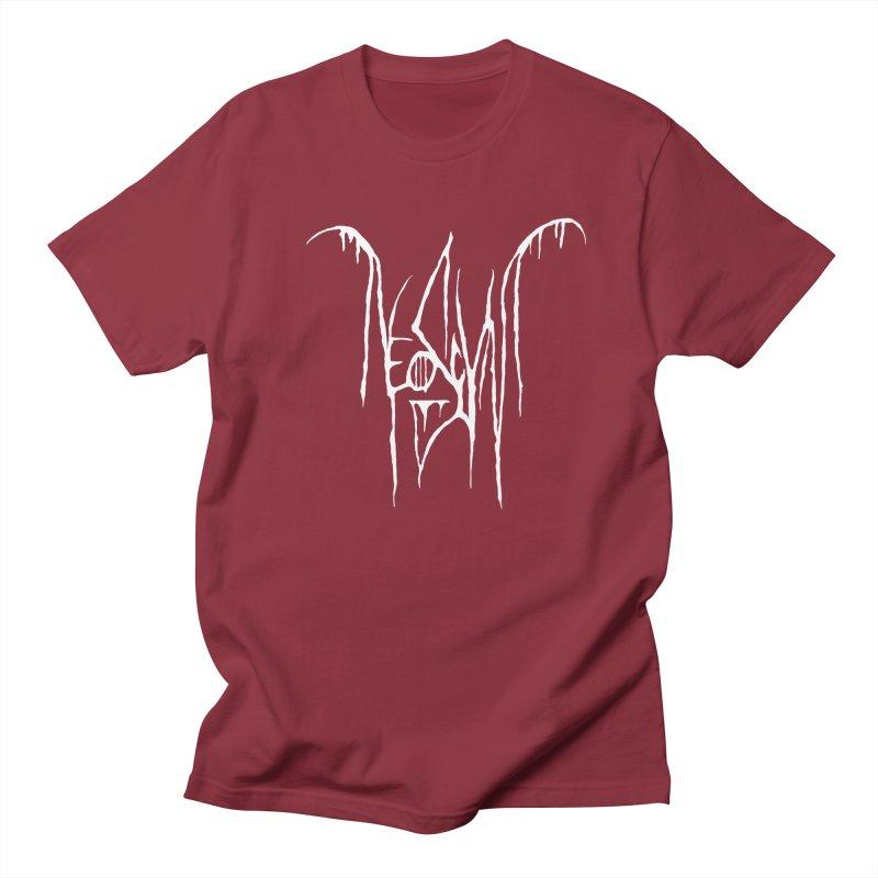 NeoScum Metal (Bone) Women's Regular Unisex T-Shirt by NeoScum Shop