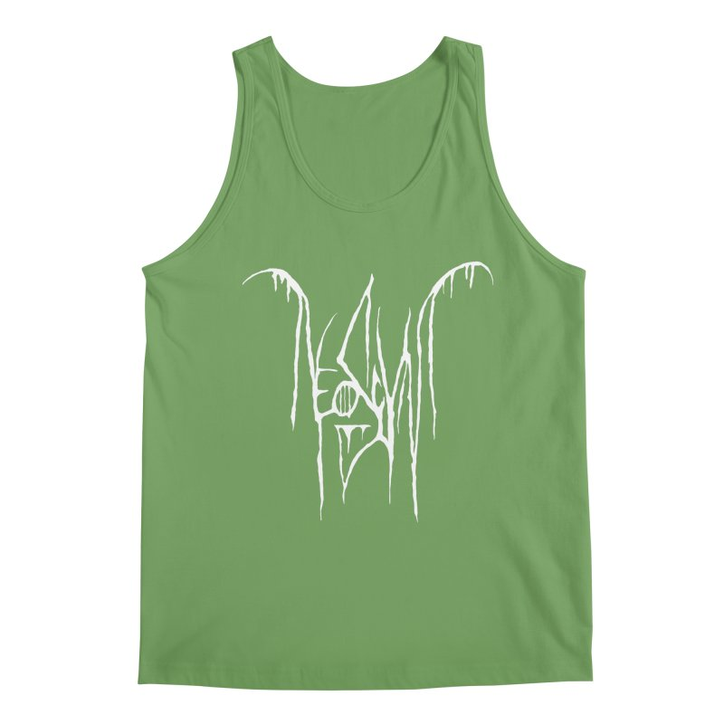 NeoScum Metal (Bone) Men's Tank by NeoScum Shop