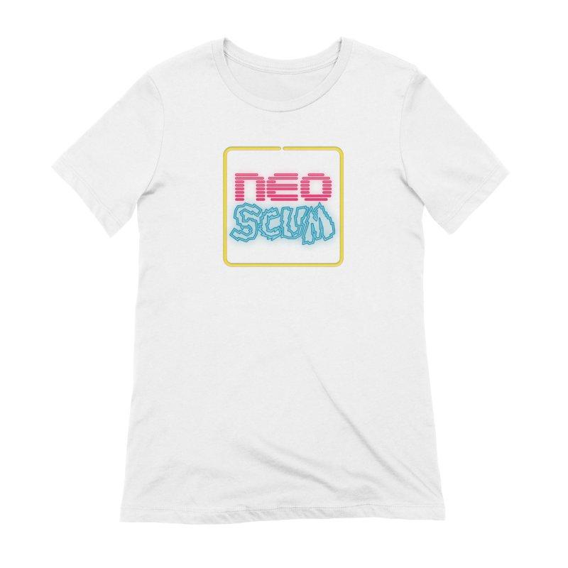 NeoScum OG Logo Women's Extra Soft T-Shirt by NeoScum Shop