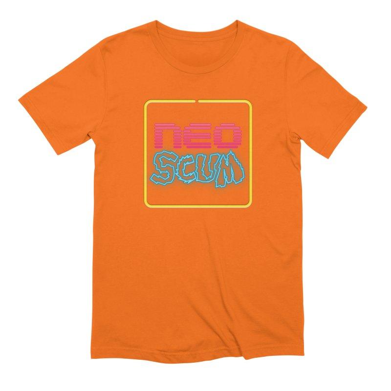 NeoScum OG Logo Men's Extra Soft T-Shirt by NeoScum Shop
