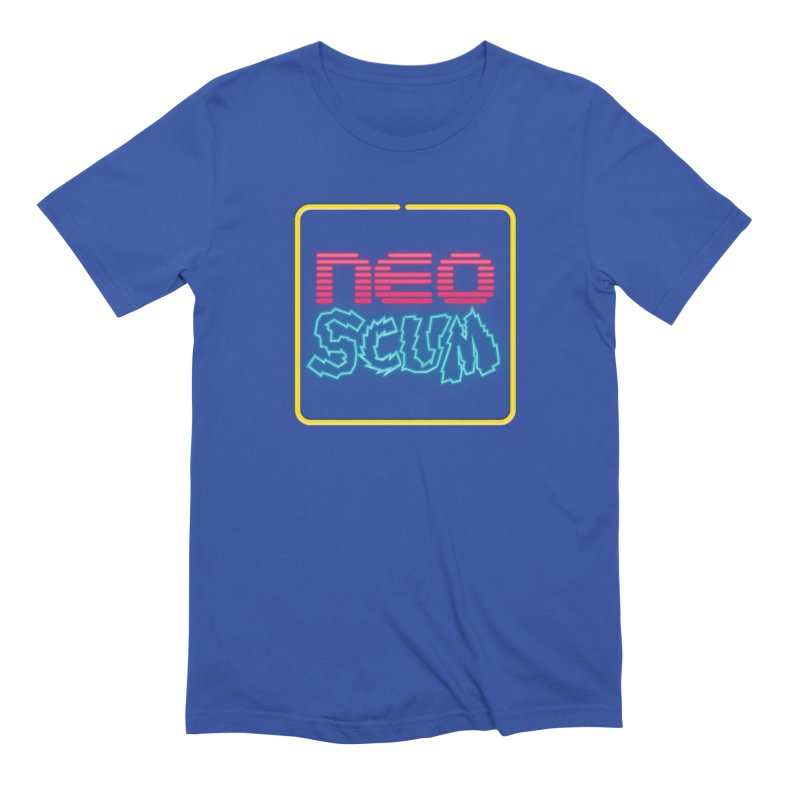 NeoScum OG Logo Men's Extra Soft T-Shirt by NeoScum Shop