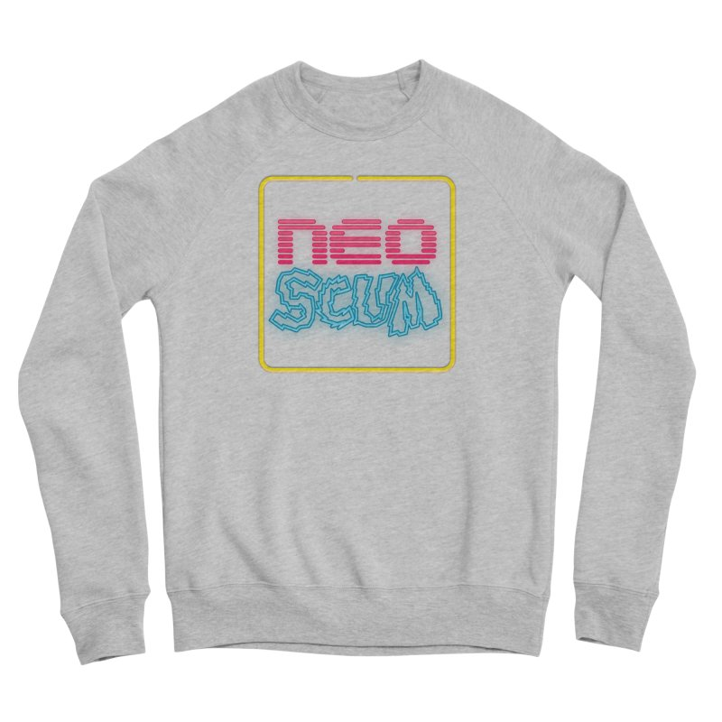 NeoScum OG Logo Women's Sponge Fleece Sweatshirt by NeoScum Shop