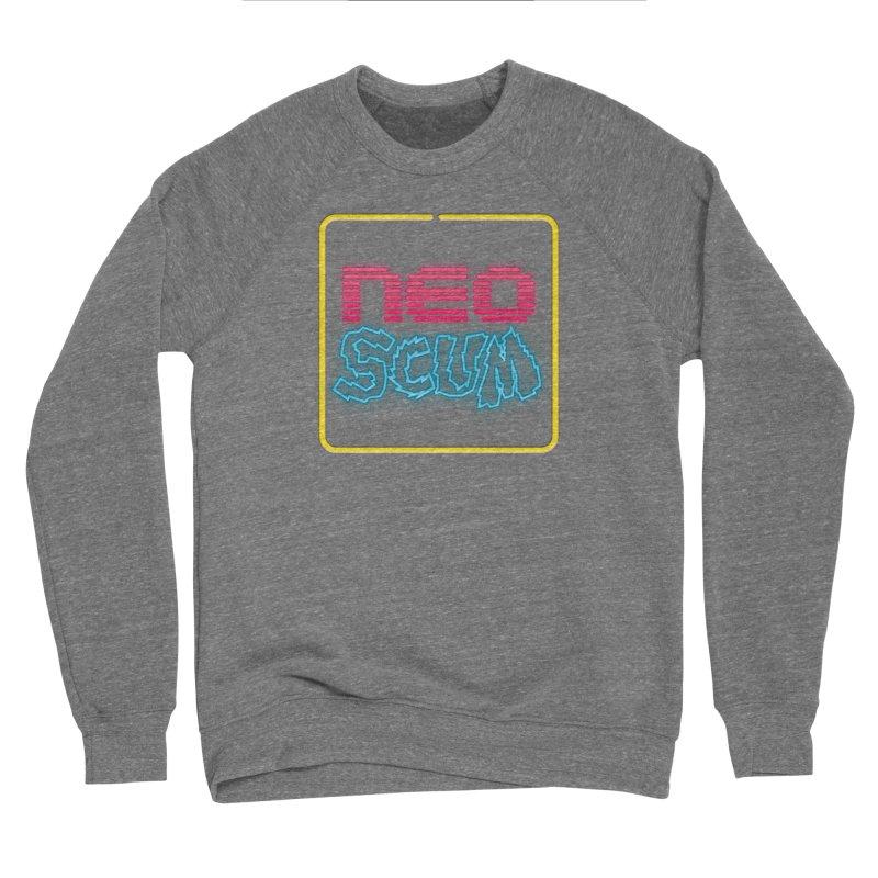 NeoScum OG Logo Women's Sponge Fleece Sweatshirt by NeoScum Shop