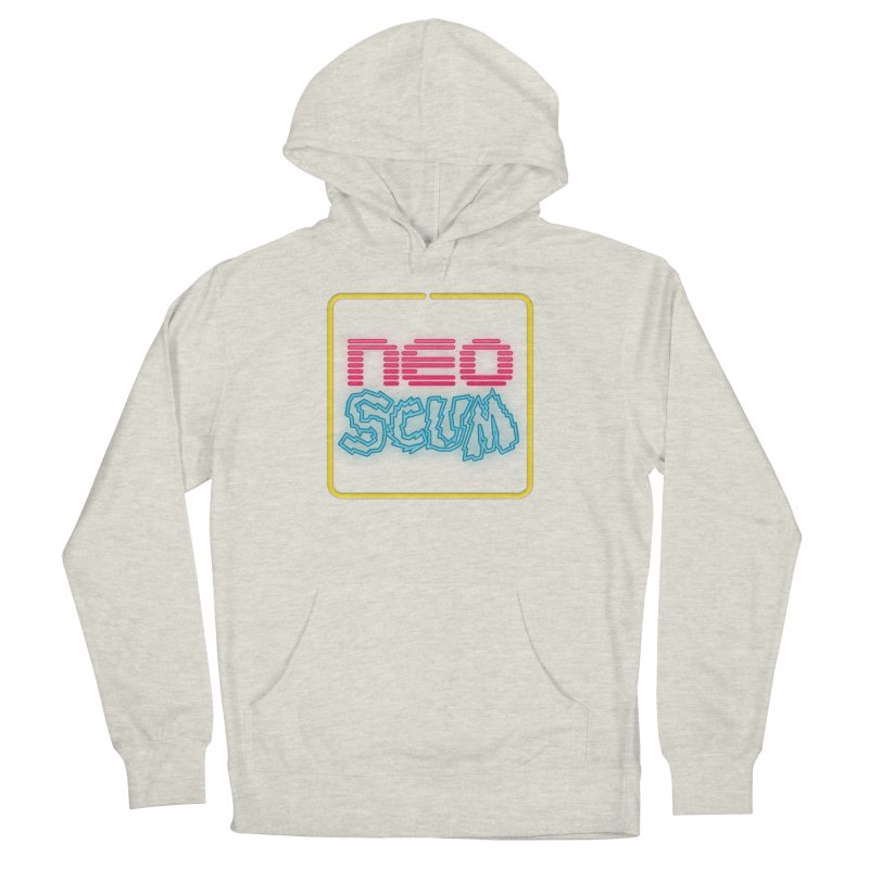 NeoScum OG Logo Women's French Terry Pullover Hoody by NeoScum Shop