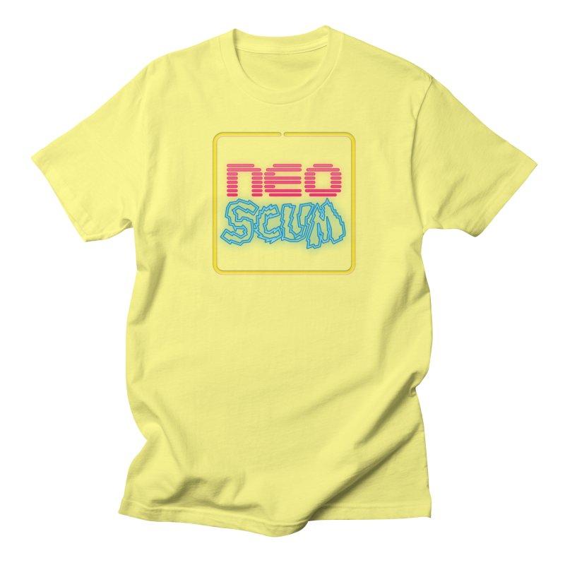 NeoScum OG Logo Women's Regular Unisex T-Shirt by NeoScum Shop