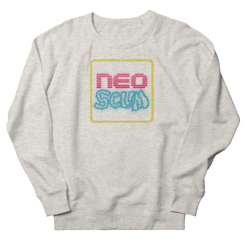NeoScum OG Logo Women's French Terry Sweatshirt by NeoScum Shop