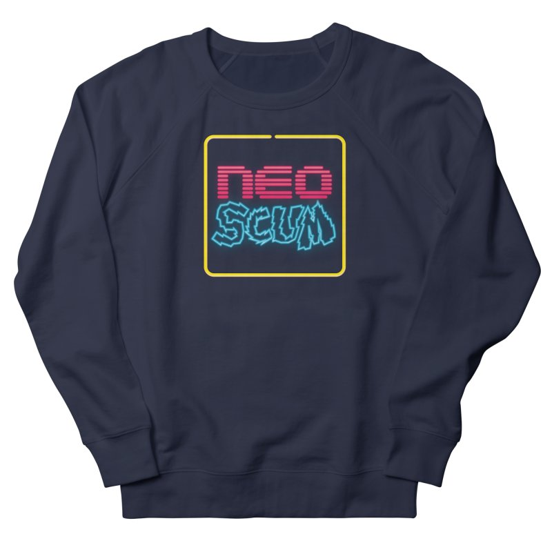 NeoScum OG Logo Men's French Terry Sweatshirt by NeoScum Shop