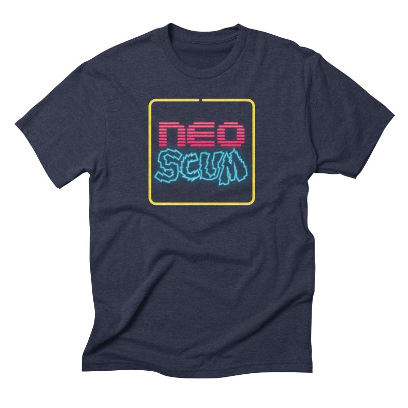 NeoScum OG Logo Men's Triblend T-Shirt by NeoScum Shop