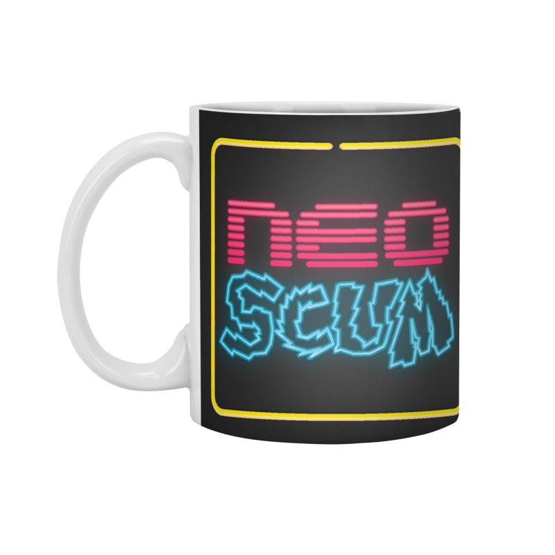 NeoScum OG Logo Accessories Mug by NeoScum Shop