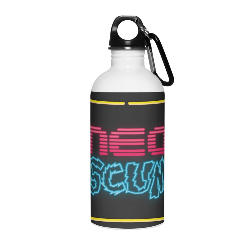 NeoScum OG Logo Accessories Water Bottle by NeoScum Shop