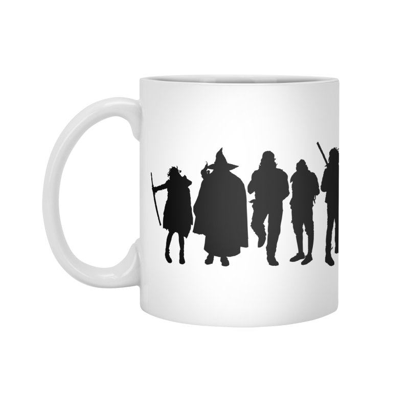 NeoScum Shadows Accessories Mug by NeoScum Shop