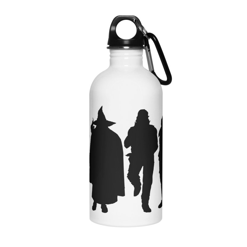 NeoScum Shadows Accessories Water Bottle by NeoScum Shop